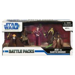 Star Wars Jedi vs Darth Sidious Battle Pack 8750215