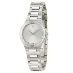 Movado Women and apos s and apos Movado Collection and apos Stainless Steel Quartz Watch