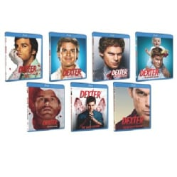 Dexter: Seven Season Pack (Blu-ray Disc) 10775040
