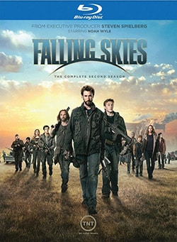 Falling Skies: The Complete Second Season (Blu-ray Disc) 10780602