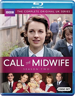 Call the Midwife: Season Two (Blu-ray Disc) 10782244