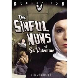 The Sinful Nuns of Saint Valentine (DVD) 10782509