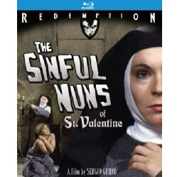 The Sinful Nuns of Saint Valentine (Blu-ray Disc) 10782521