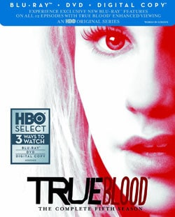 True Blood: The Complete Fifth Season (Blu-ray/DVD) 10802928