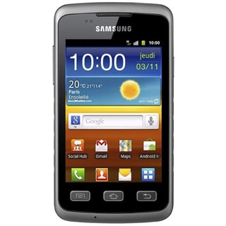 Samsung Galaxy Xcover S5690 GSM Unlocked Android Cell Phone