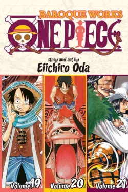 One Piece: Baroque Works 19-20-21 (Paperback) 10849881