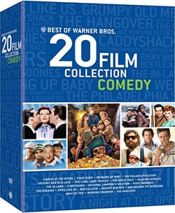 Best of Warner Bros. 20 Film Collection: Comedy (DVD) 10867590