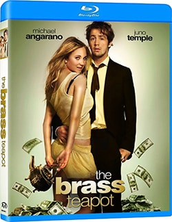 The Brass Teapot (Blu-ray Disc) 10876397