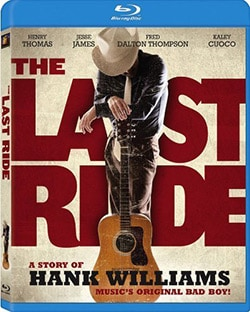 The Last Ride (Blu-ray Disc) 10883870