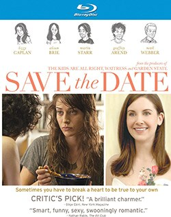 Save the Date (Blu-ray Disc) 10884509