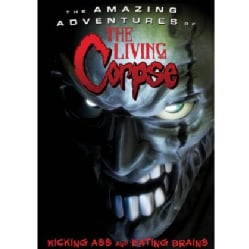 The Amazing Adventures Of The Living Corpse (DVD) 10889143