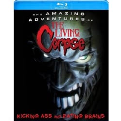 The Amazing Adventures Of The Living Corpse (Blu-ray Disc) 10889163