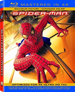 Spider-Man (4K-Mastered) (Blu-ray Disc) 10898392