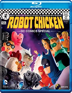 Robot Chicken: DC Special (Blu-ray Disc) 10899463