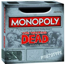 Monopoly Walking Dead Survival Edition