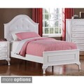 Jeslyn Twin Bed and Optional Trundle