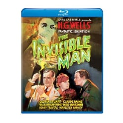 The Invisible Man (Blu-ray Disc) 10910038