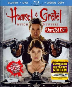 Hansel And Gretel: Witch Hunters (Blu-ray/DVD) 10910044