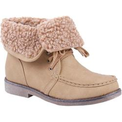 Women's Reneeze Alice-05 Beige Ankle Boot