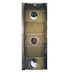 Kitty Walk 'Taupe' Cozy Climber for Cats - KWCL810