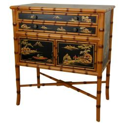 Ching Two Drawer Cabinet (China)