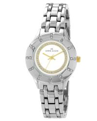 Anne Klein Women's Silvertone Watch