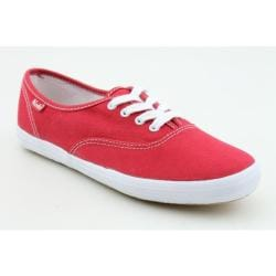 Keds Women's Champion Red Casual Shoes
