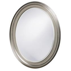 George Oval Mirror