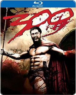 300 Steelbook (Blu-ray Disc) 10923800