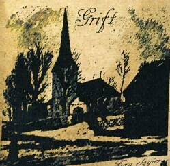 GRIFT - FYRA ELEGIER 10924189