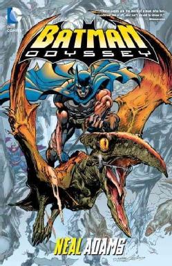 Batman: Odyssey (Paperback) 10927893