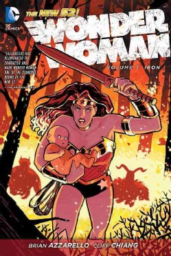 Wonder Woman 3: Iron (Hardcover) 10927928