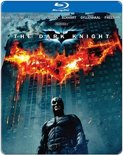 The Dark Knight Steelbook (Blu-ray Disc) 10928006