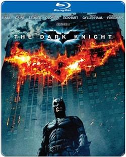 The Dark Knight Steelbook (Blu-ray Disc) 10928006