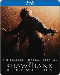 The Shawshank Redemption Steelbook (Blu-ray Disc) 10928060