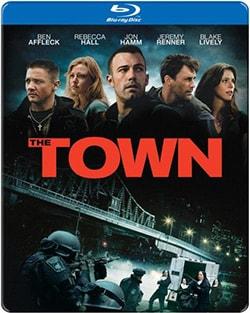 The Town Steelbook (Blu-ray Disc) 10928072