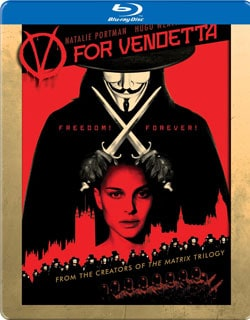 V for Vendetta Steelbook (Blu-ray Disc) 10928076