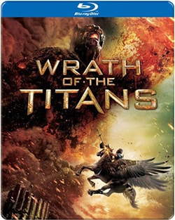 Wrath of the Titans Steelbook (Blu-ray Disc) 10928081