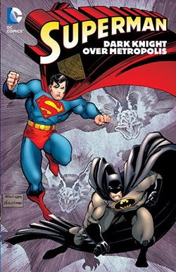 Superman: Dark Knight over Metropolis (Paperback) 10928414