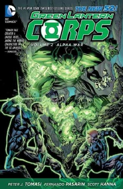 Green Lantern Corps 2: Alpha War (The New 52) (Paperback) 10928432