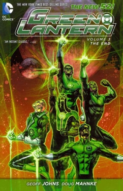 Green Lantern 3: The End (Hardcover) 10928456