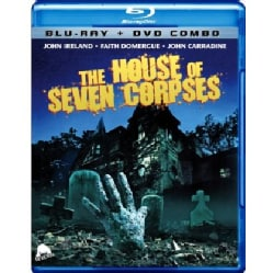 The House Of Seven Corpses (Blu-ray/DVD) 10936354