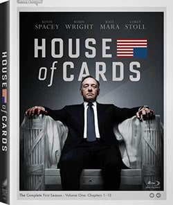 House of Cards: The Complete First Season (Blu-ray Disc) 10946855