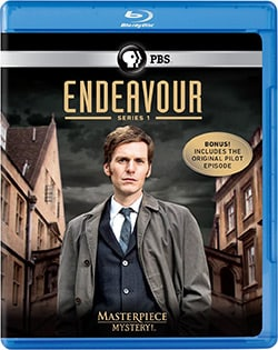 Masterpiece Mystery!: Endeavour: Series 1 (Blu-ray Disc) 10952176