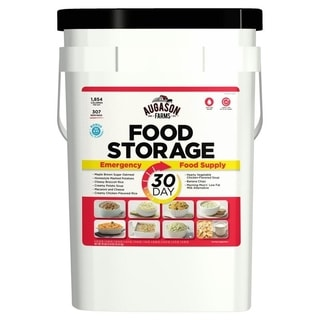 Emergency Three Person 1-year Food Storage Pail Kit