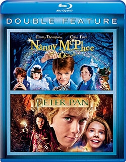 Nanny McPhee/Peter Pan (Blu-ray Disc) 10958436