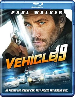 Vehicle 19 (Blu-ray Disc) 10958444