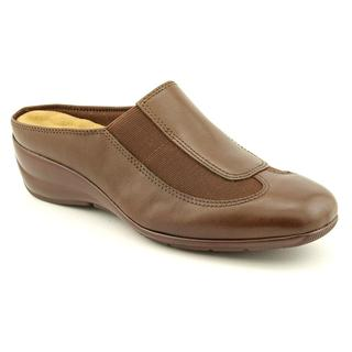 Walking Cradles Women's 'Jolt' Leather Dress Shoes - Wide (Size 5.5)