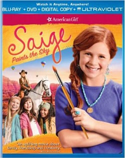 An American Girl: Saige Paints the Sky (Blu-ray/DVD) 10968851