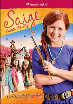 An American Girl: Saige Paints The Sky (DVD) 10968852